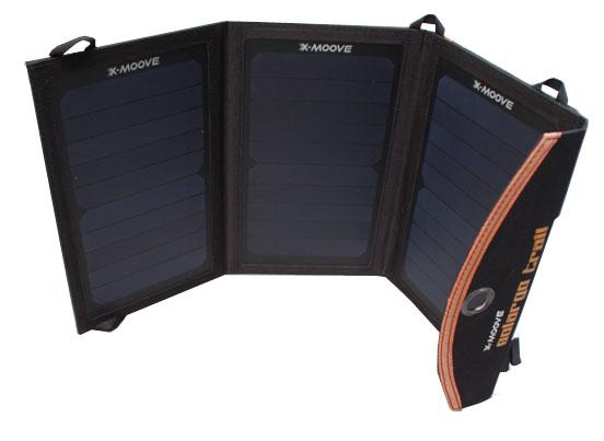 Panneau solaire étanche pour iPad