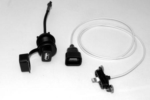 Convertisseur étanche 12V/5V USB