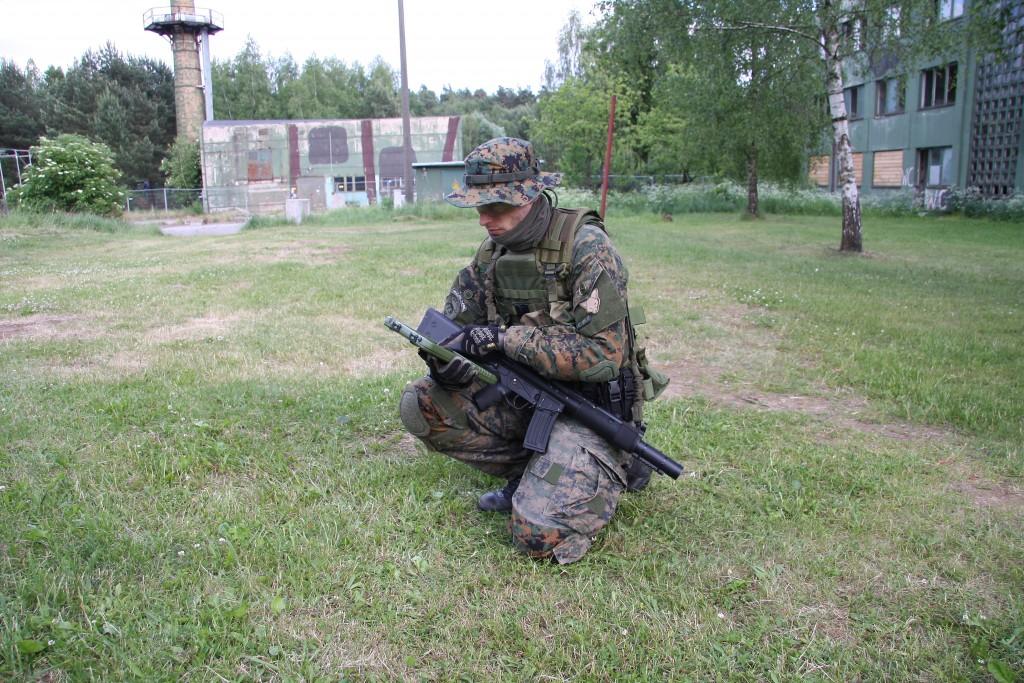 ipad soldat
