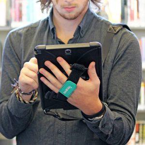 Poignée tablette Android Intelliskin